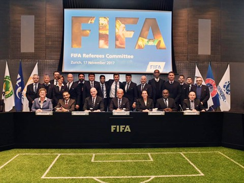 2017 FIFA Referee Committee