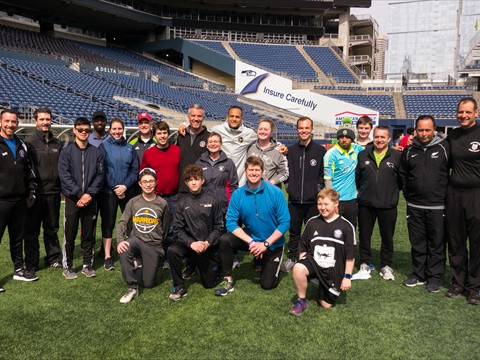 2018 WA Referee Day at Sounders