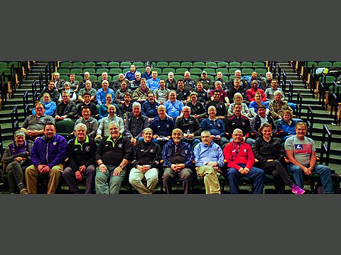 2018 WA attendees at the Annual Assessor / Instructor Clinic – Nasser Sarfaraz was the featured presenter